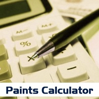 Calculate how much paint you need
